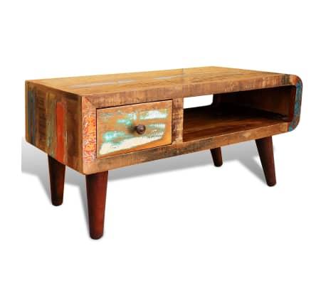 vintage couchtisch used look beistelltisch g nstig kaufen. Black Bedroom Furniture Sets. Home Design Ideas