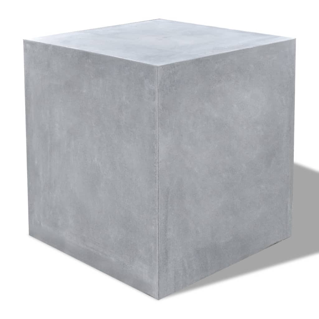 vida-xl-concrete-cube-stool-side-table