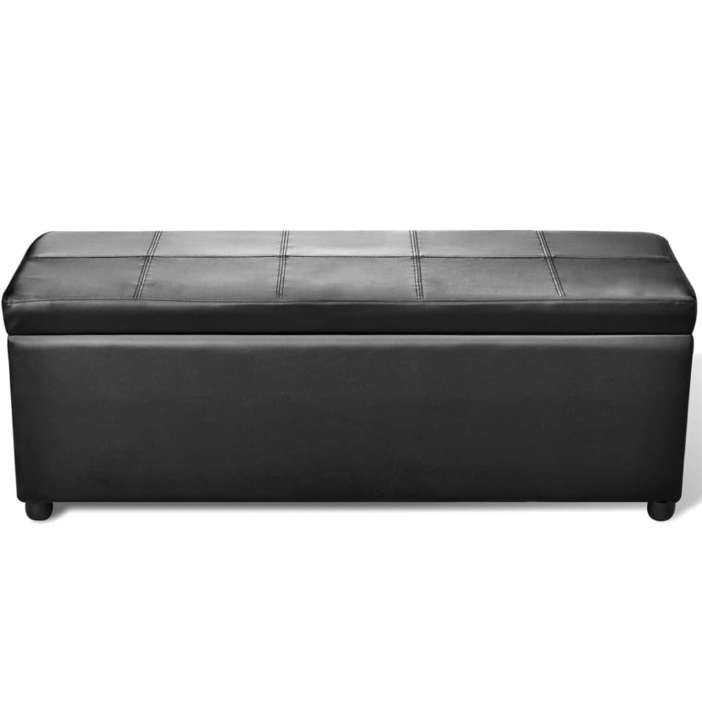 Banc Tv Bois Noir : La boutique en ligne banc de rangement bois noir ...