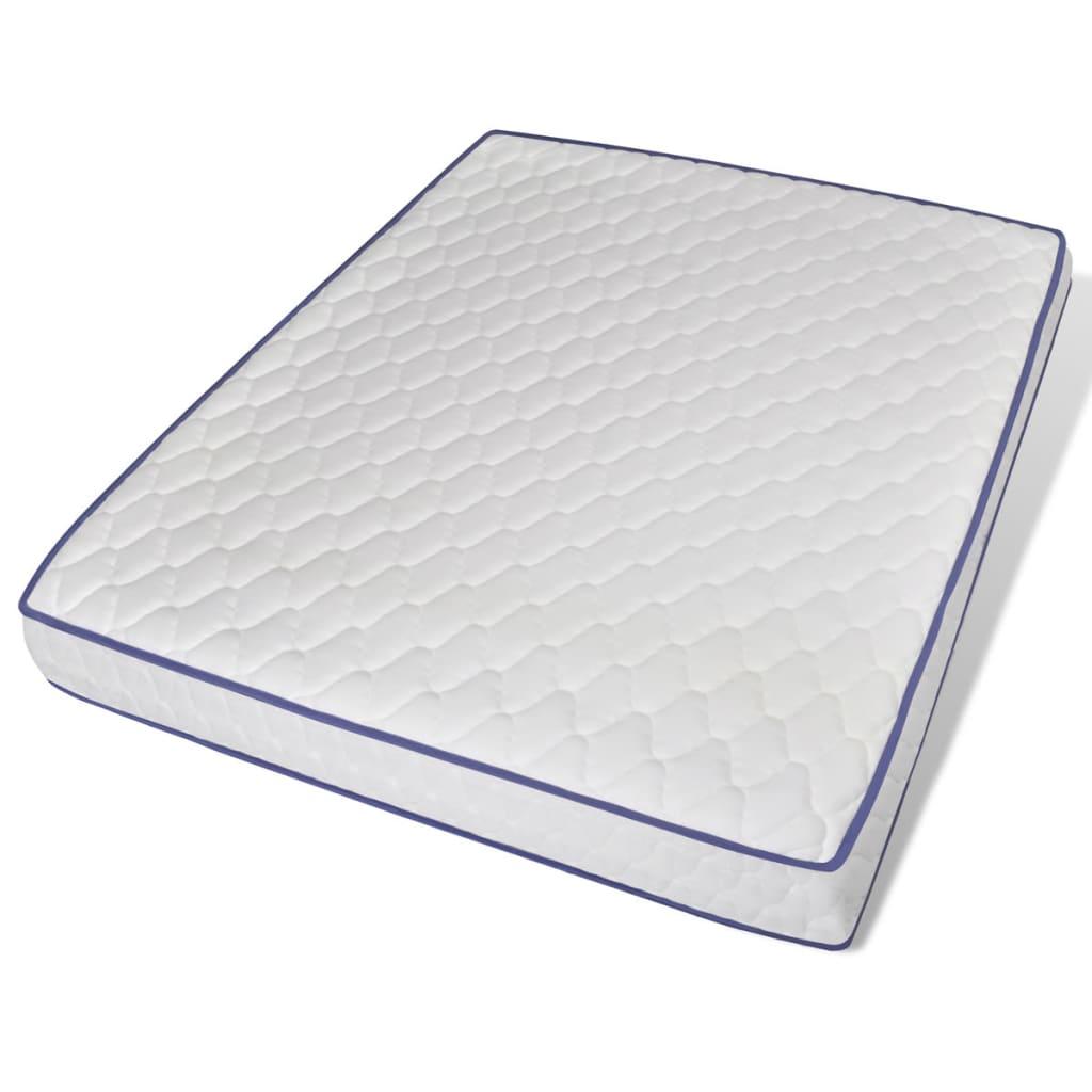 vidaxl memory schaum matratze 200 160 17 cm im vidaxl trendshop. Black Bedroom Furniture Sets. Home Design Ideas