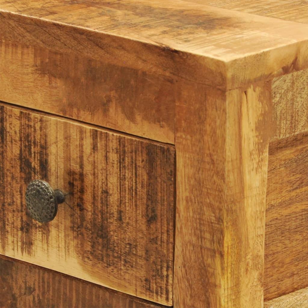 sängbord med låda