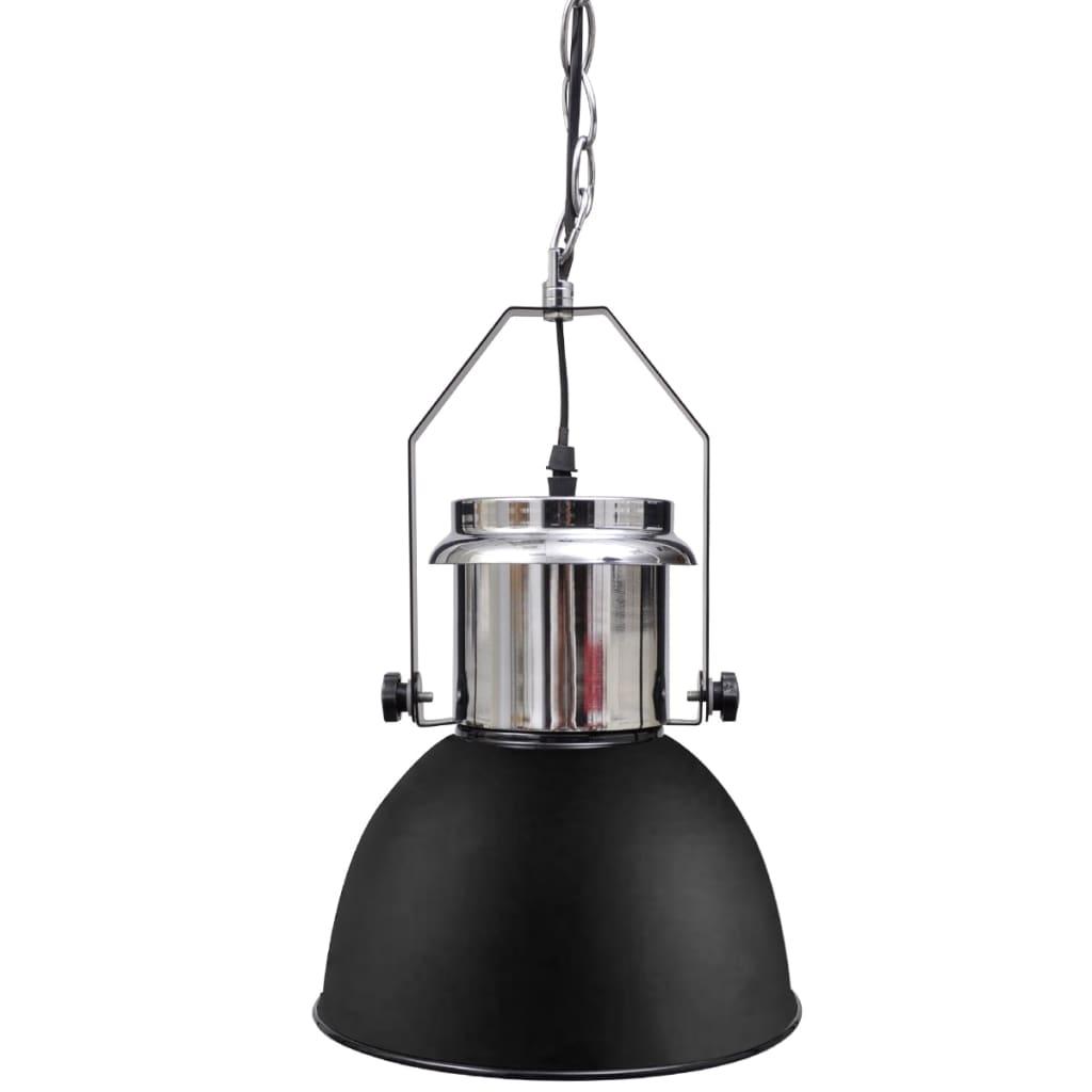 der moderne deckenlampe h ngelampe h ngeleuchte schwarz 2 tlg online shop. Black Bedroom Furniture Sets. Home Design Ideas