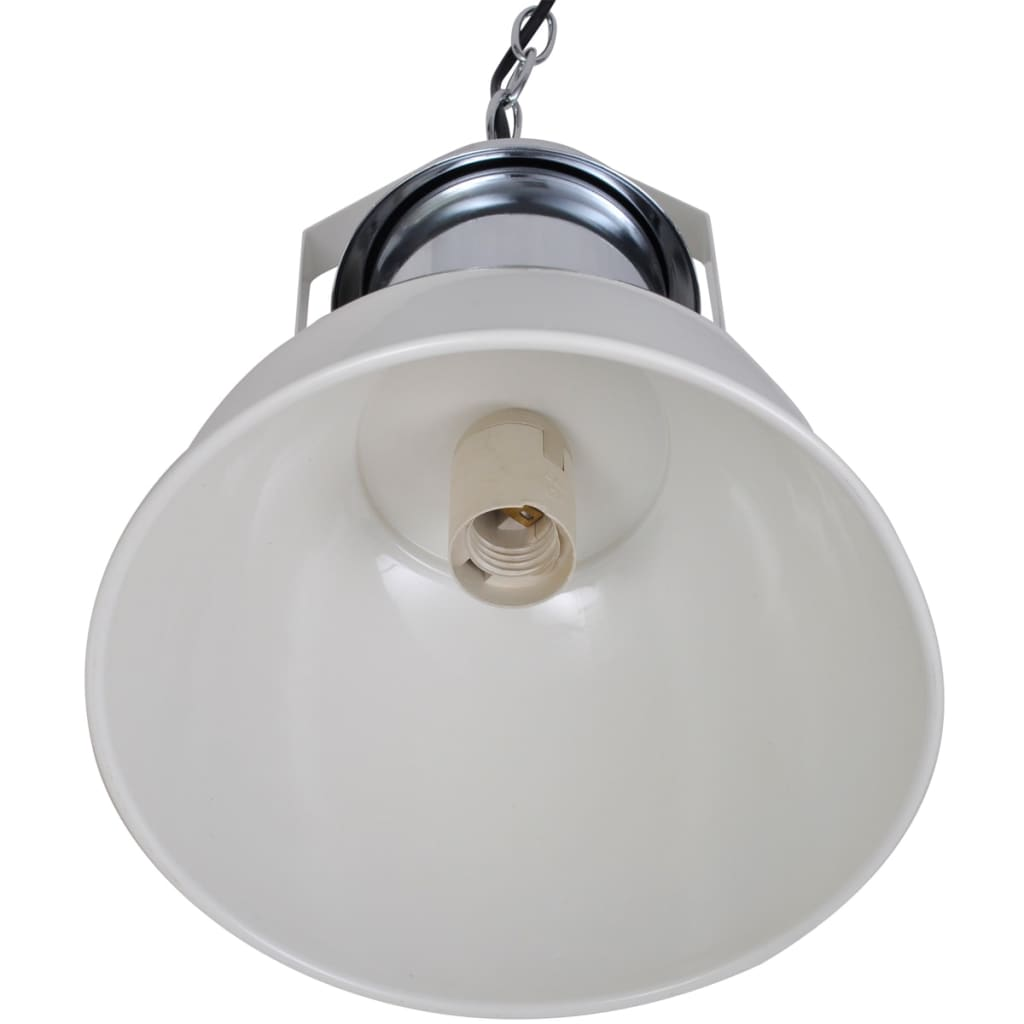 Der moderne deckenlampe h ngelampe h ngeleuchte wei 2 tlg for Moderne deckenlampe