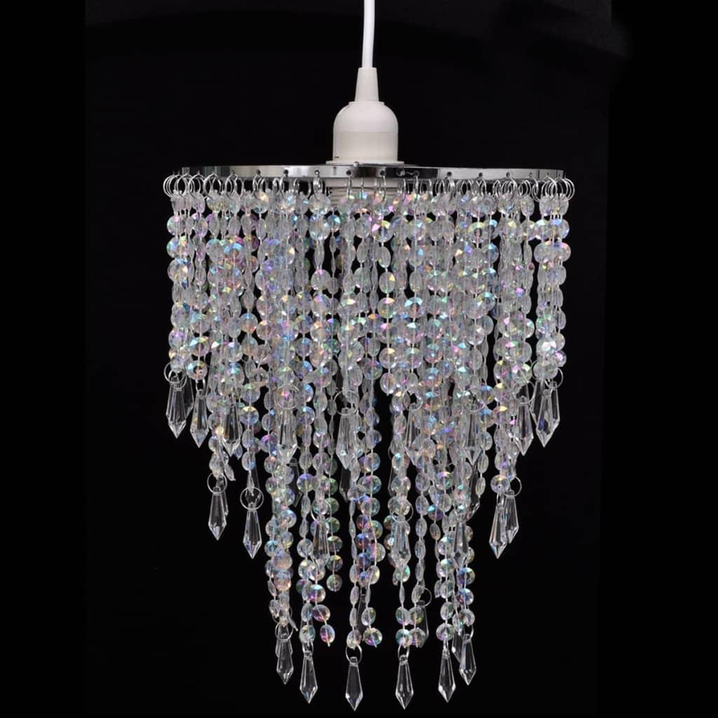 Arana-de-Luces-Colgante-de-Cristal-Lampara-De-Techo-Luz-Iluminacion-Decoracion