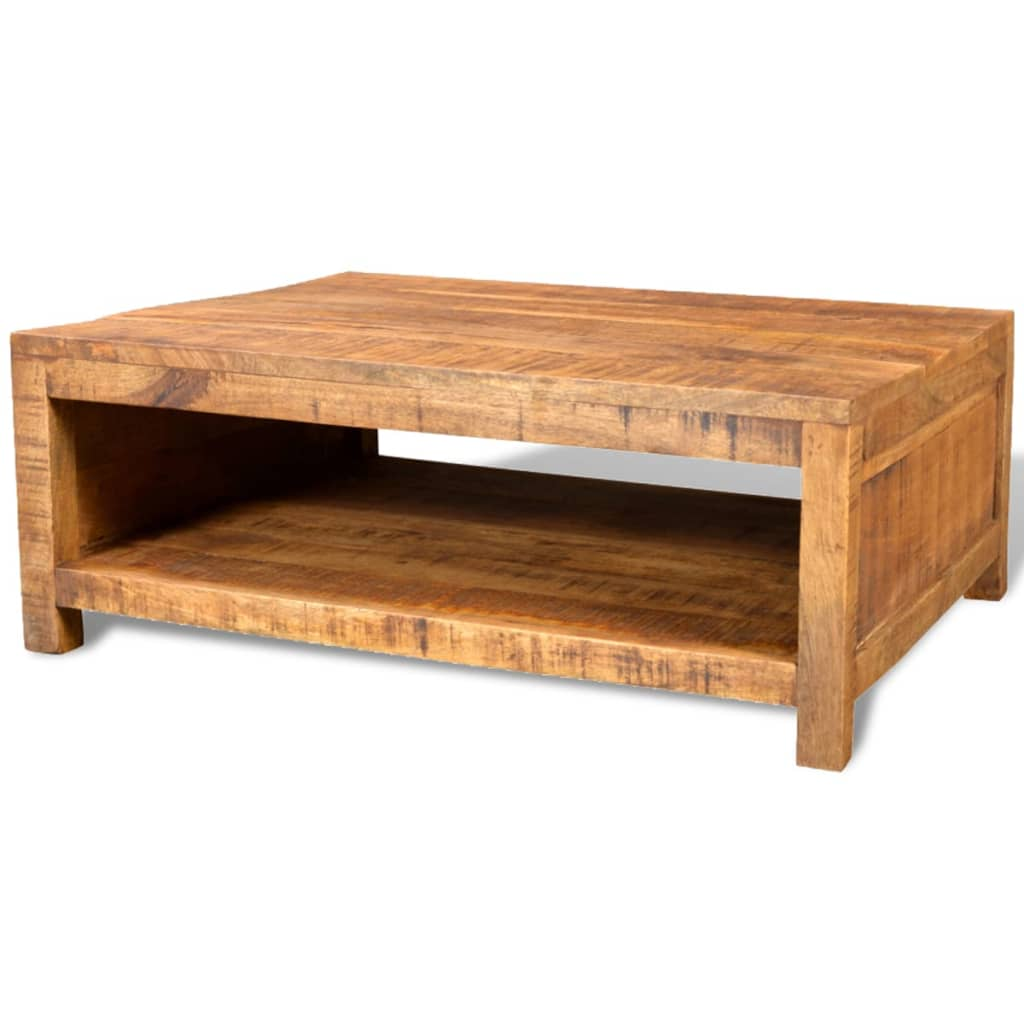 ... Antique Style Mango Wood Coffee Table[3/6] ...