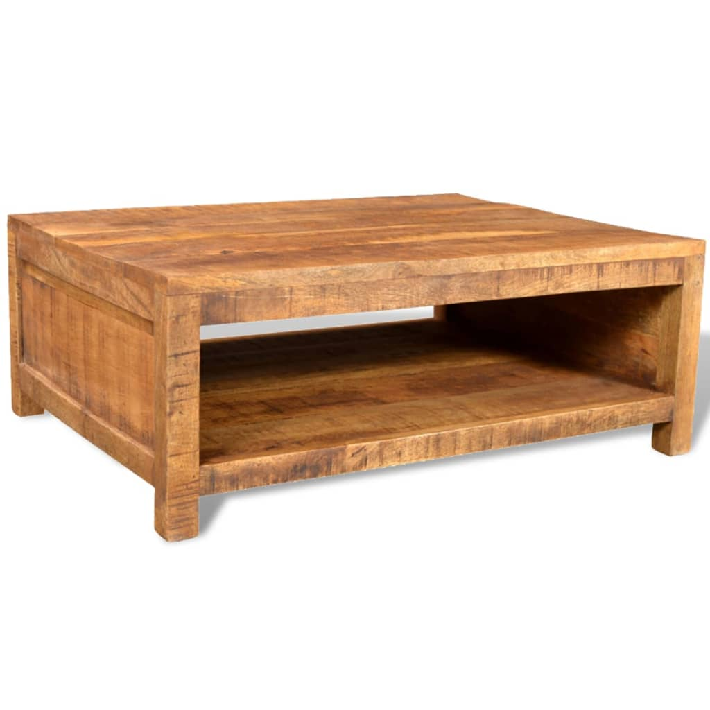 Antique style mango wood coffee table Coffee table antique