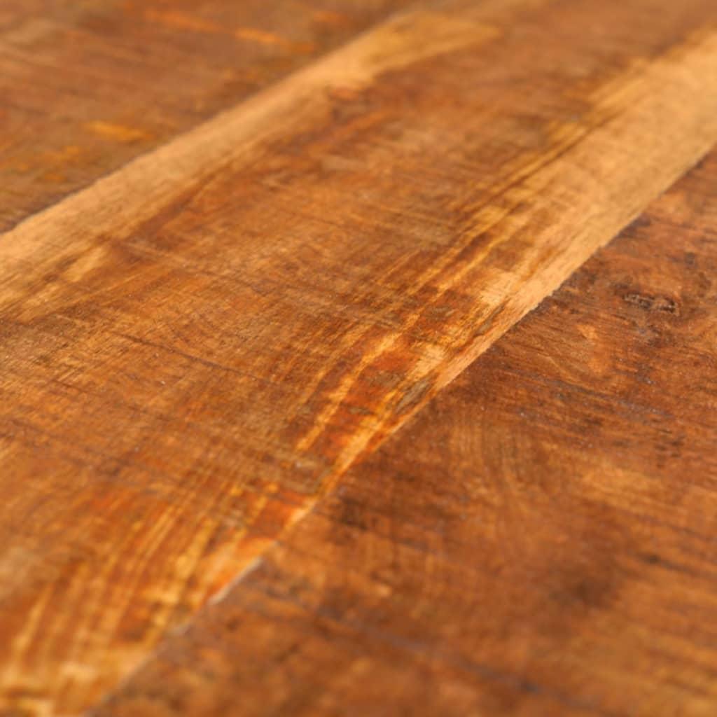 Retro Style Coffee Table Australia: Antique-style Mango Wood Coffee Table