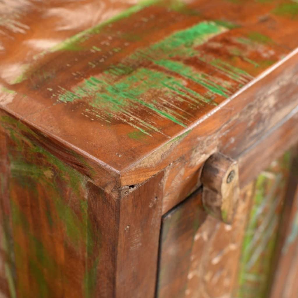 Acheter set de meubles de salle de bains en bois massif - Meuble de salle de bain en solde ...