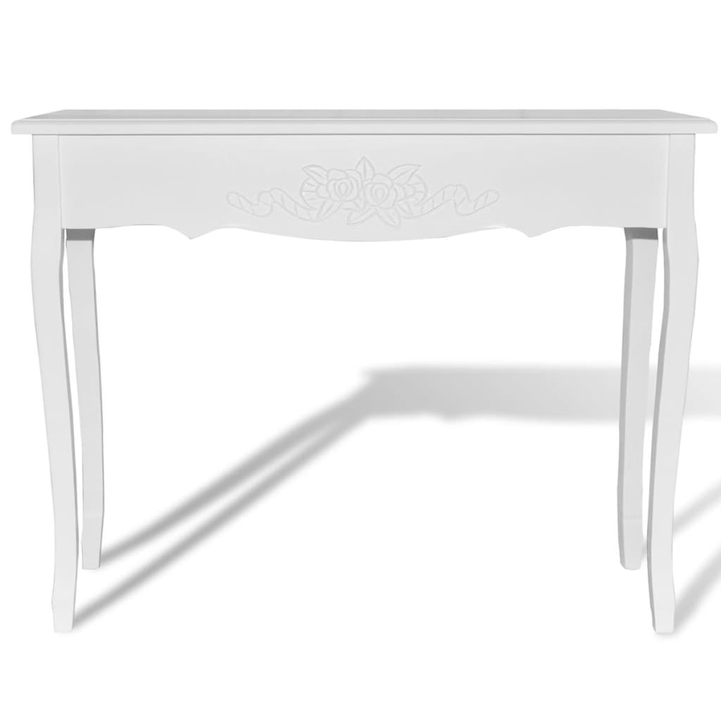 antique white sofa table. Entry-Hallway-Console-Table-Accent-Side-Table-Pinewood- Antique White Sofa Table
