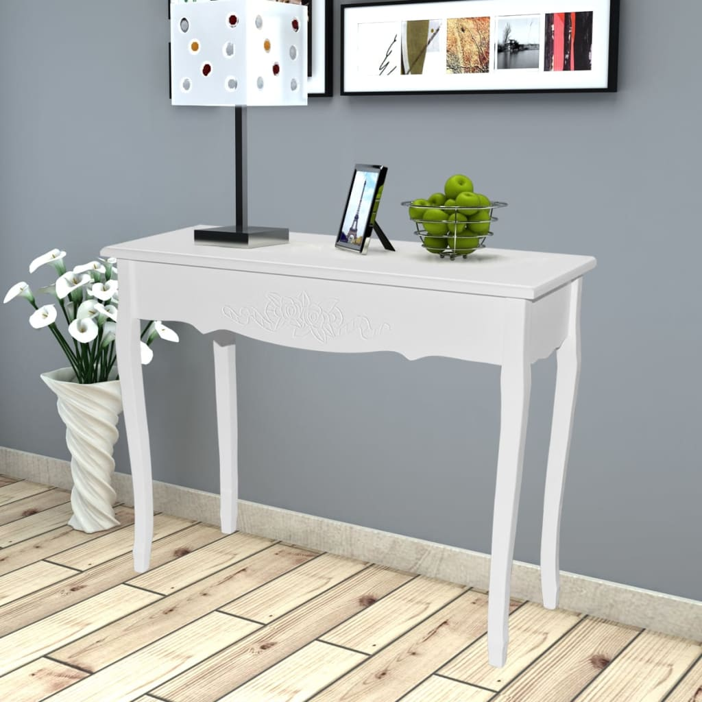 Image Is Loading Entry Hallway Console Table Accent Side Pinewood