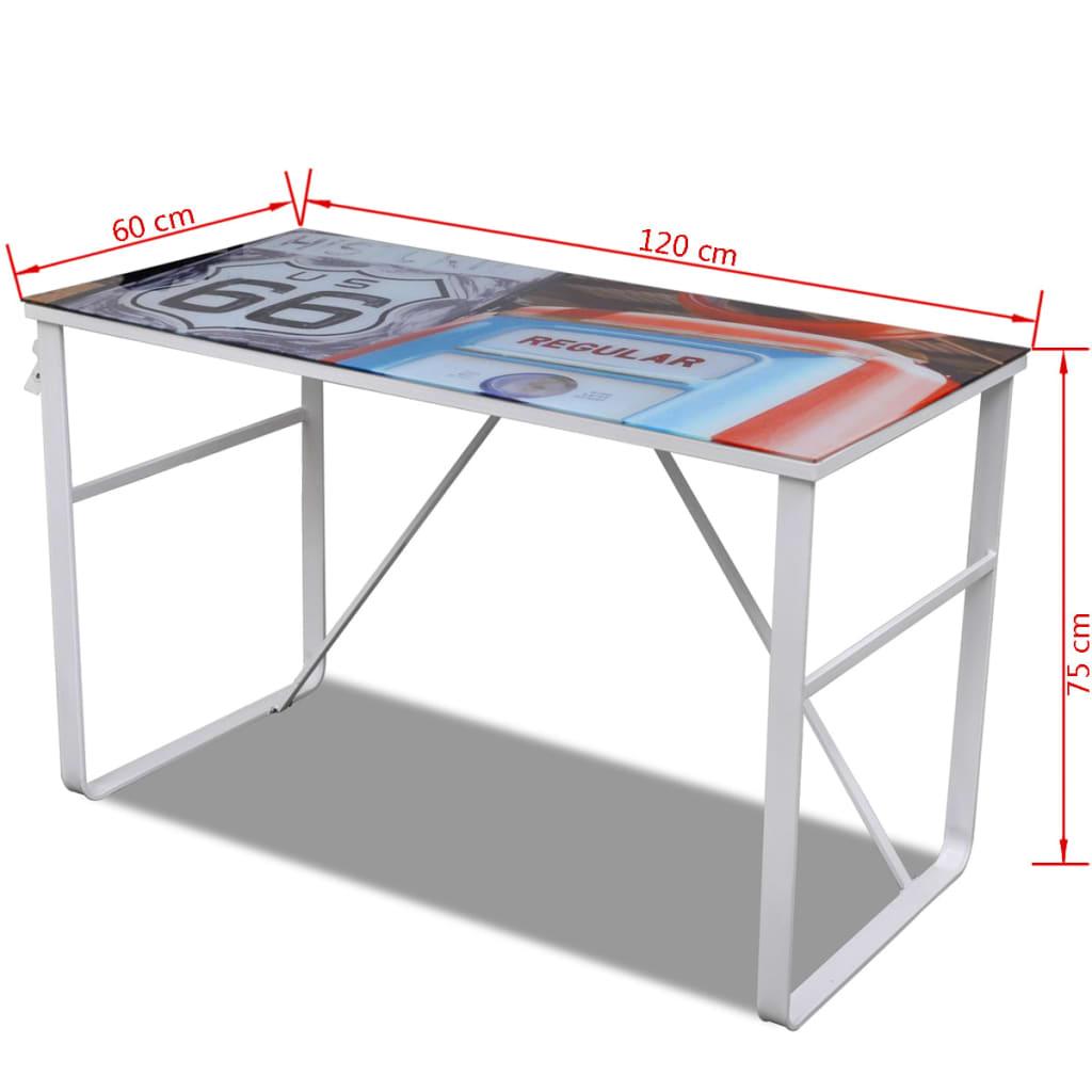 vidaXL-Escritorio-Rectangular-Con-Modelo-Impreso-Mesa-De-Ordenador-Hogar-Mueble