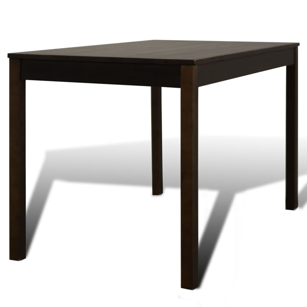 Wooden-Dining-Table-with-4-Chairs-Brown