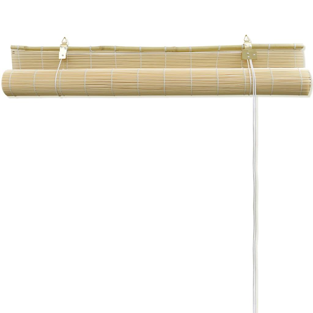 acheter store enrouleur bambou naturel 150 x 220 cm pas. Black Bedroom Furniture Sets. Home Design Ideas