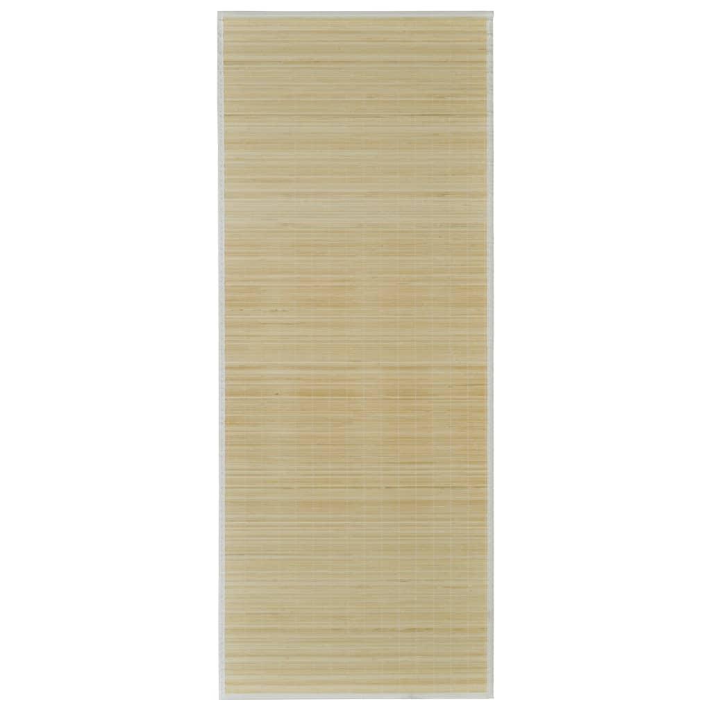 la boutique en ligne tapis en bambou naturel latte. Black Bedroom Furniture Sets. Home Design Ideas