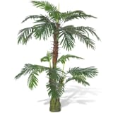 Kunstplant Cycas palmboom 150 cm