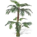 Konstgjord Växt Cycus Palm-Träd 150 cm