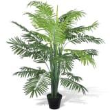 Umjetno Phoenix palmino drvo u posudi, 130 cm