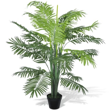 Dirbtinė Fenikso palmė, 130 cm, su vazonu[1/2]