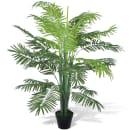 Palmier Artificiel Plastique avec Pot 130 cm