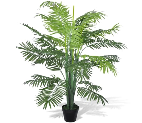 Artificial Phoenix Palm Tree with Pot 51""