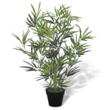 Artificial Bamboo Tree with Pot 31""