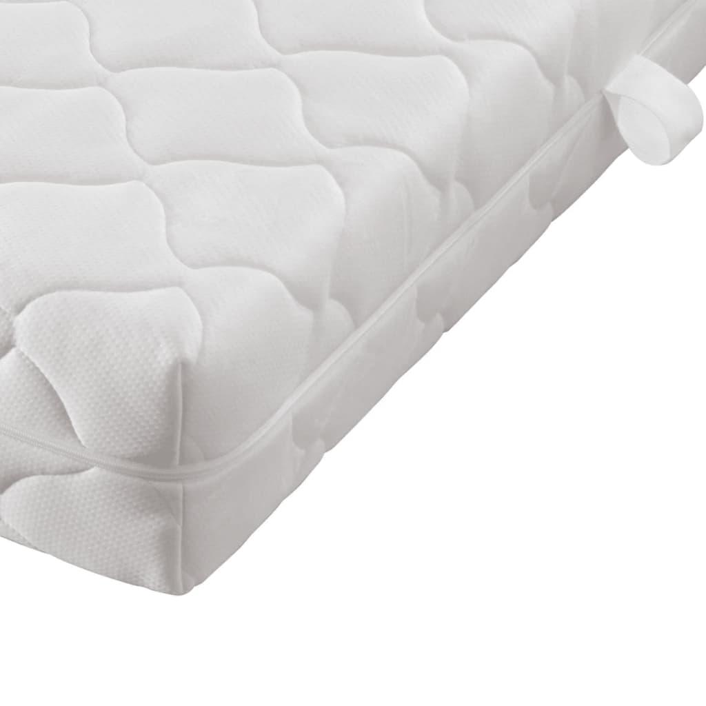 matratze mit waschbarem bezug 200 x 120 x 17 cm g nstig kaufen. Black Bedroom Furniture Sets. Home Design Ideas