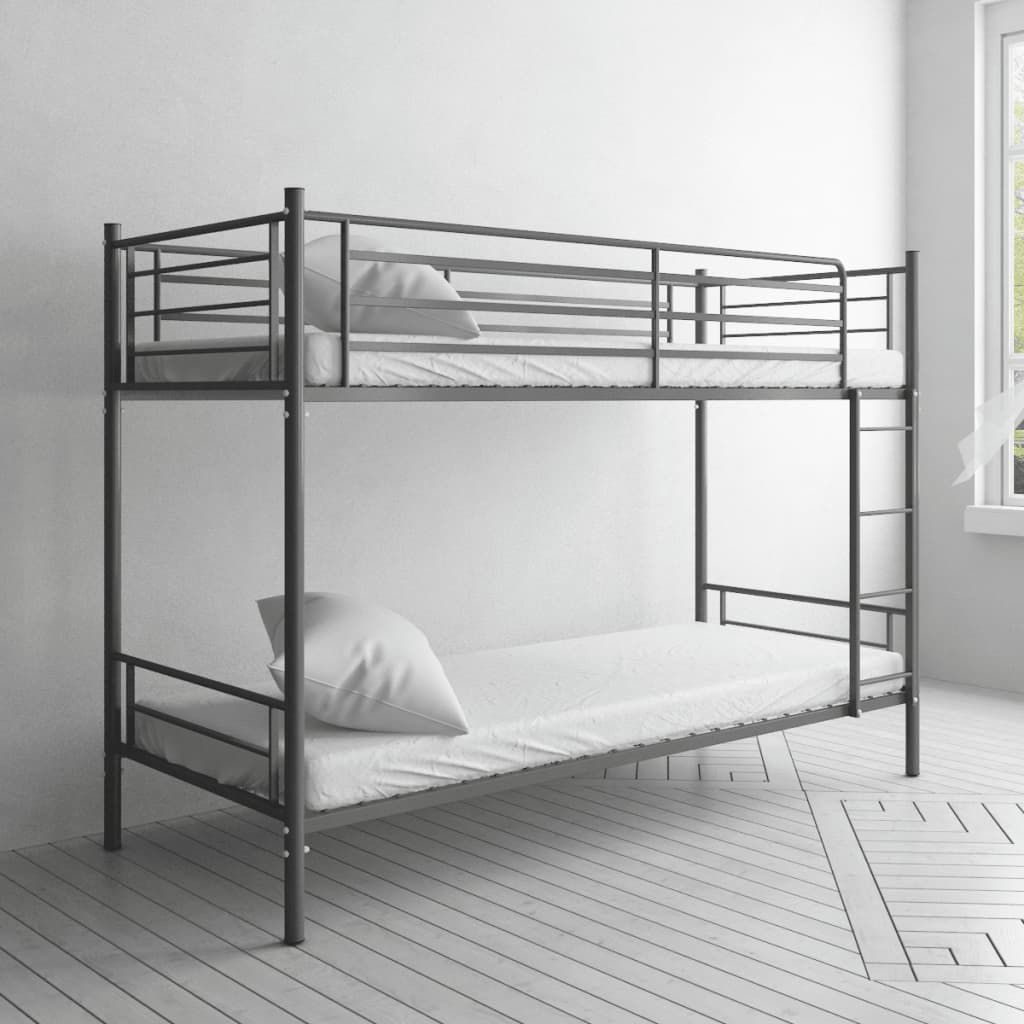 vida-xl-children-bunk-bed-frame