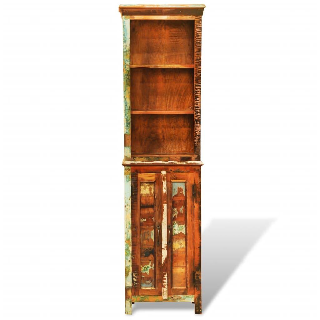 b cherregal holz mix recyceltes holz g nstig kaufen. Black Bedroom Furniture Sets. Home Design Ideas