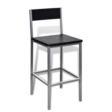 der bartisch fr hst ckstisch stehtisch mit st hlen online. Black Bedroom Furniture Sets. Home Design Ideas