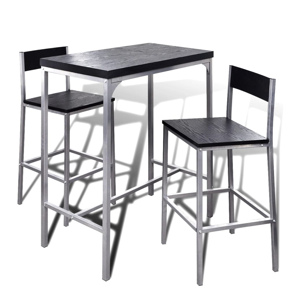 Counter height breakfast bar set for Base de table ikea
