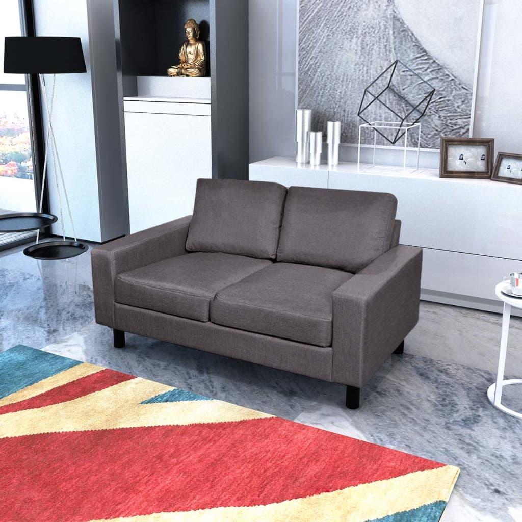 Vidaxl Sof 2 Plazas Lounge Cama Asiento Sof Cama Oficina Mueble  # Muebles Sorento