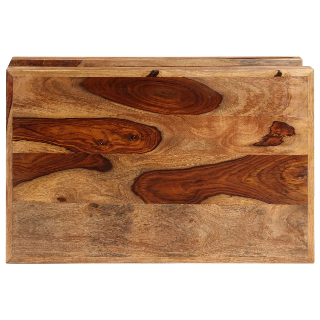 Acheter table basse en bois solide de sheesham pas cher - Table basse en solde ...