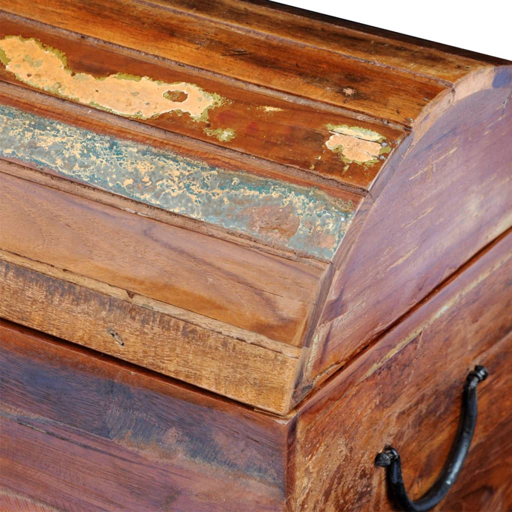 Wonderful image of Reclaimed Solid Wood Storage Chest vidaXL.com with #844123 color and 1024x1024 pixels