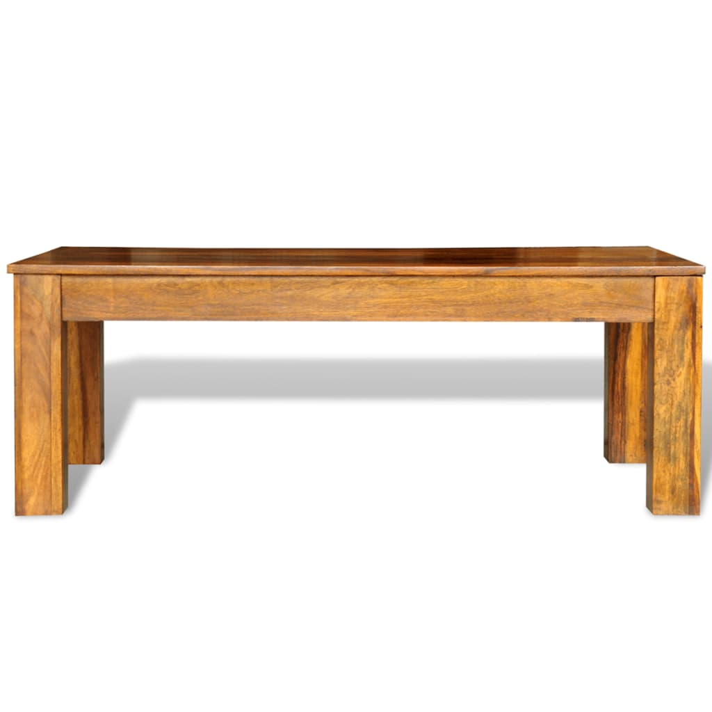 Sheesham solid wood coffee table 110 x 60 x 40 cm www for Coffee table 60 x 40