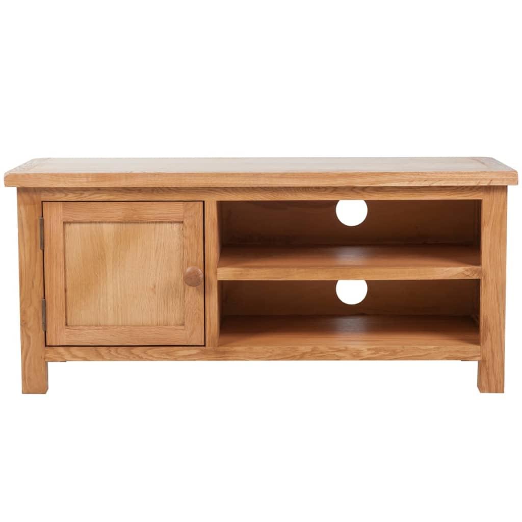 La boutique en ligne meuble tv en ch ne 103 x 36 x 46 cm for Meuble tv en solde