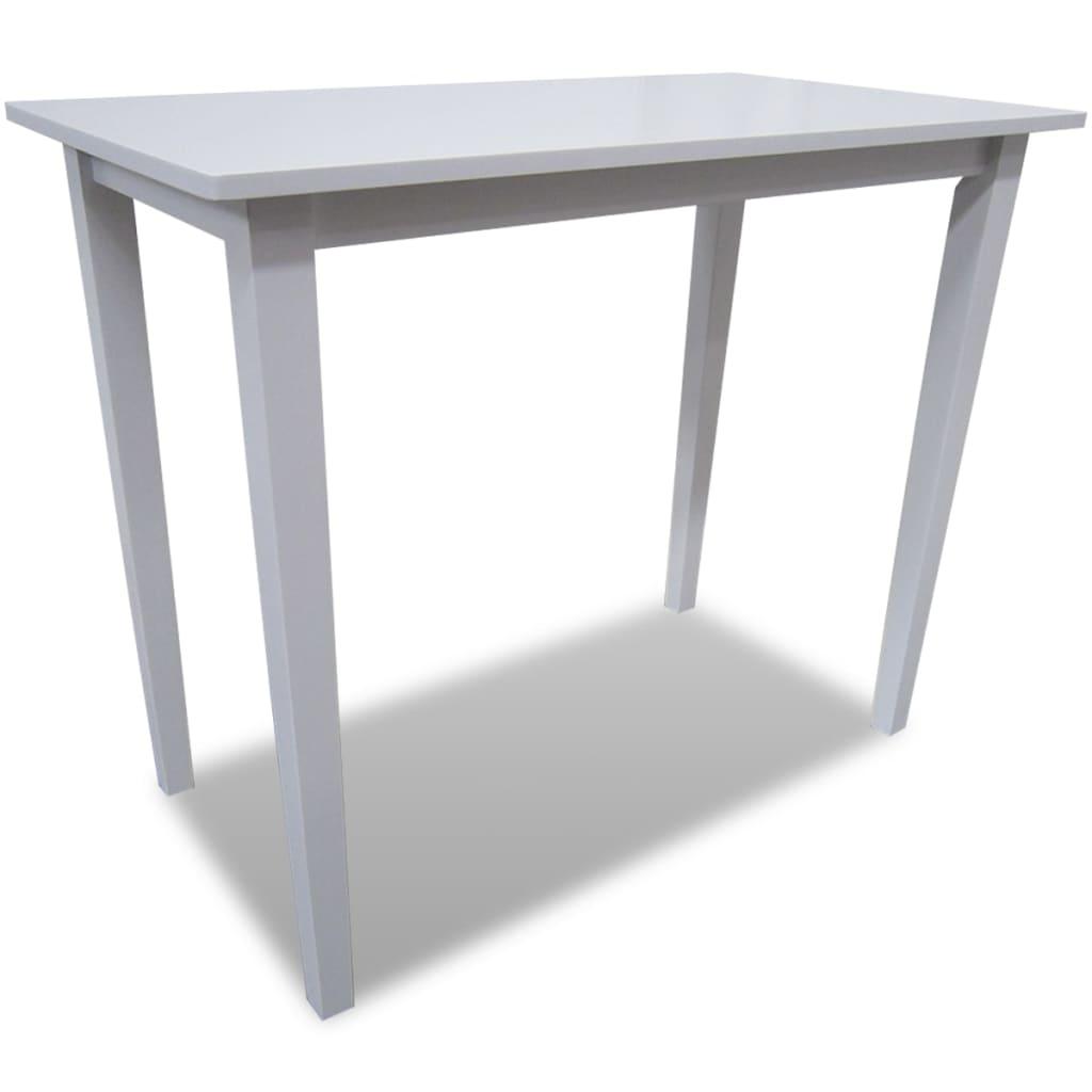 vida-xl-white-wooden-bar-table
