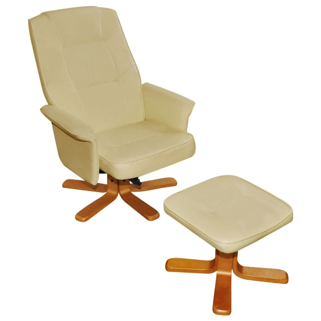 vida-xl-white-artificial-leather-tv-armchair-with-foot-stool