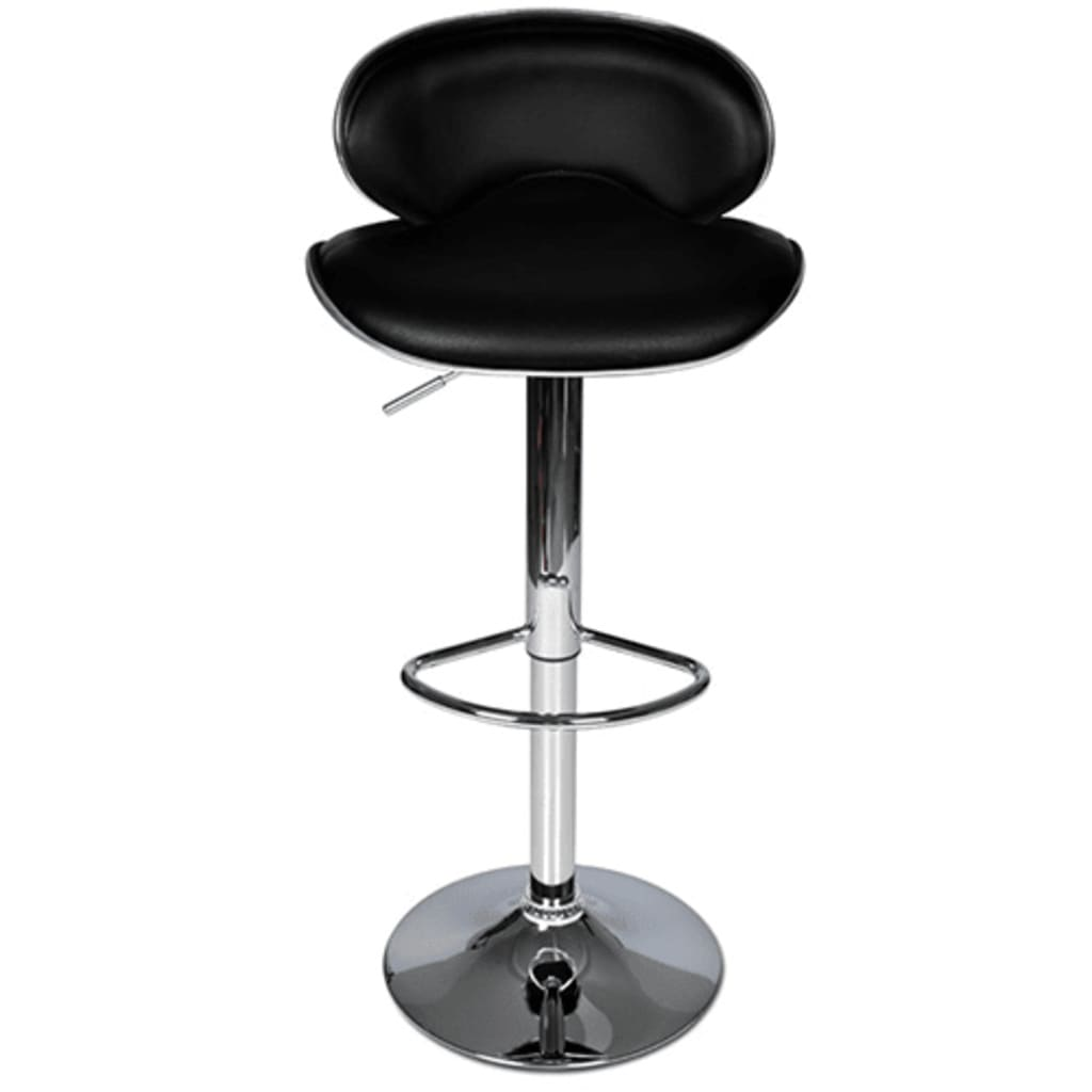 Black Swivel Bar Stool Home Decorators Collection 30 In