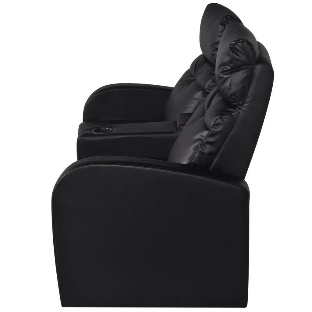 Articoli per divano poltrona a due posti reclinabile in for Divano poltrona