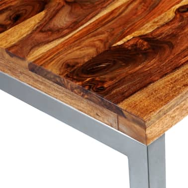 Articoli per tavolo da pranzo scrivania in legno di for Tavolo da pranzo legno e acciaio