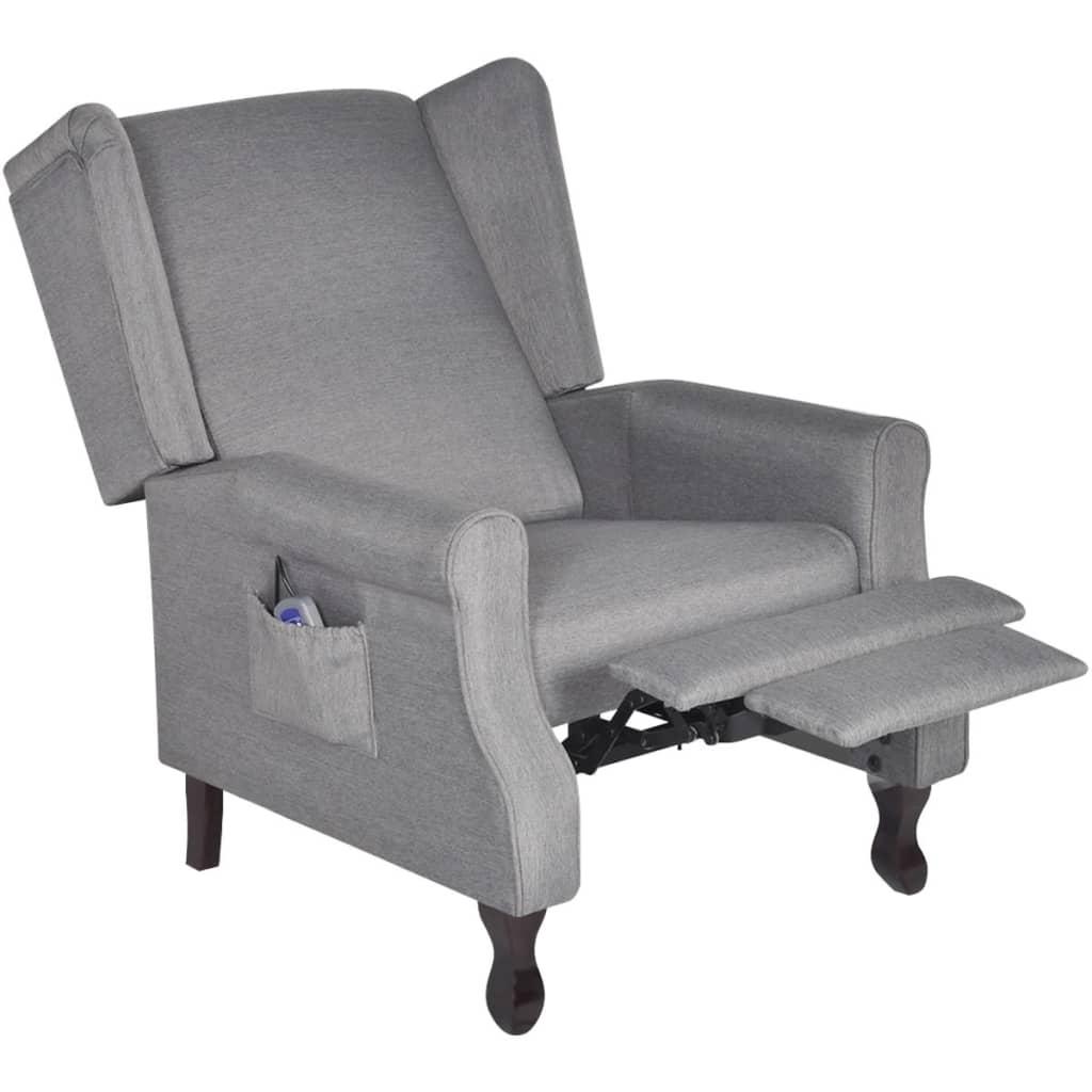 la boutique en ligne fauteuil tv de massage r glable en. Black Bedroom Furniture Sets. Home Design Ideas