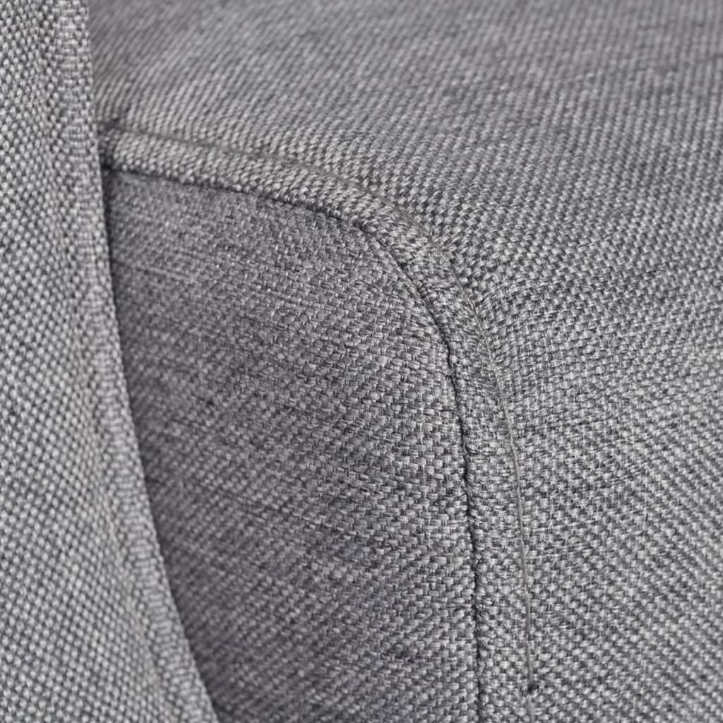 einstellbarer tv massagesessel stoff ruhesessel. Black Bedroom Furniture Sets. Home Design Ideas