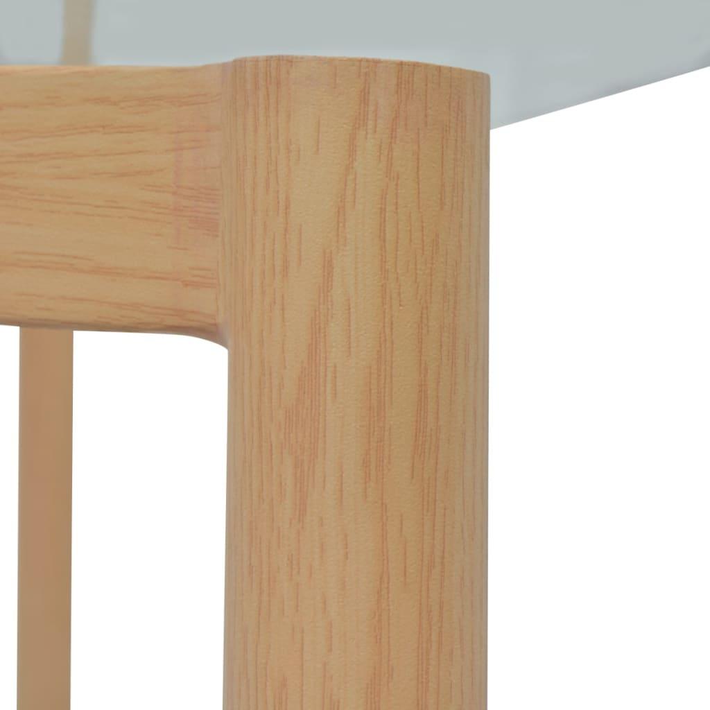 Acheter vidaxl table de salle manger 120 x 70 x 75 cm for Salle a manger solde