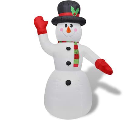 Täytettävä Lumiukko 240 cm
