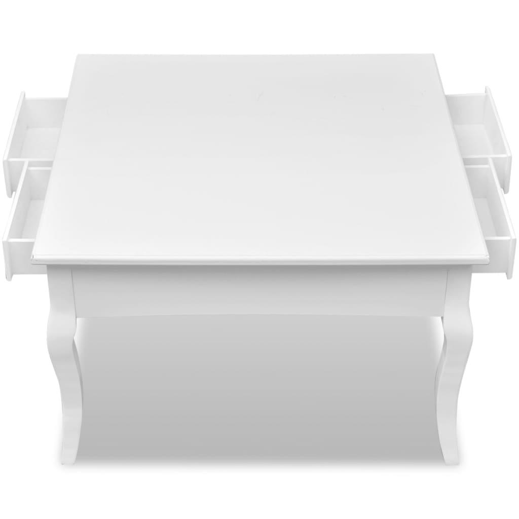 couchtisch kaffeetisch acate wei g nstig kaufen. Black Bedroom Furniture Sets. Home Design Ideas