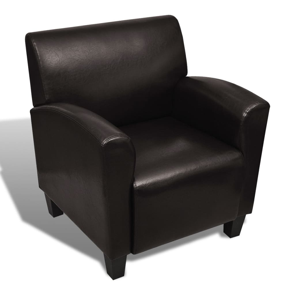 Sofa Chair Armchair Artificial Leather