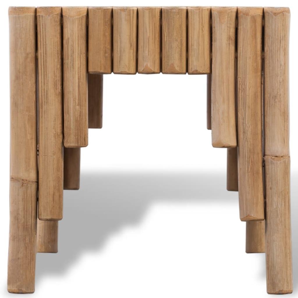 Acheter Table Basse En Bambou Pas Cher