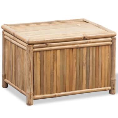 acheter 3 bo tes de rangement en bambou pas cher. Black Bedroom Furniture Sets. Home Design Ideas