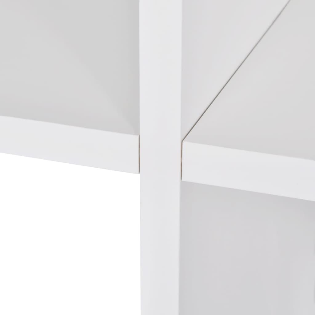 der treppenregal stufenregal b cherregal standregal 142 cm. Black Bedroom Furniture Sets. Home Design Ideas