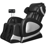 Black Electric Artificial Leather Massage Chair with Super Screen